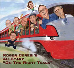 On the Right Track CD cover