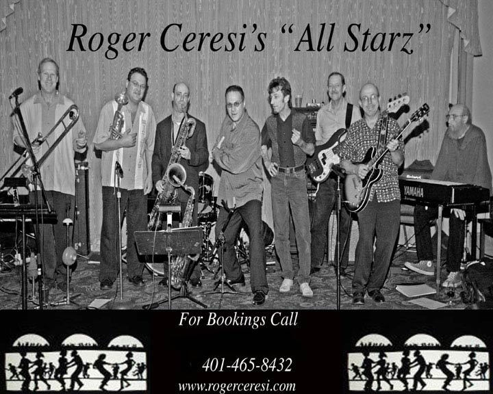 pic of Roger Ceresi's All Starz